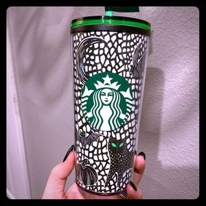 Starbucks Glow in The Dark Cold Cup